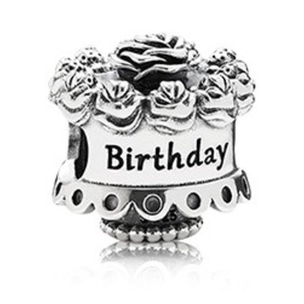 Pandora Happy Birthday Charm