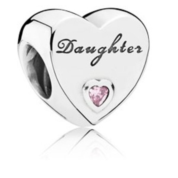 Pandora Daughter's Love Charm