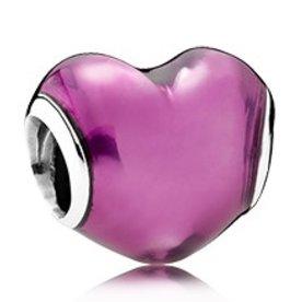 Pandora In My Heart Charm