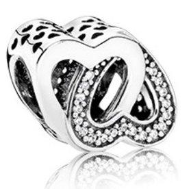 Pandora Entwined Love Charm