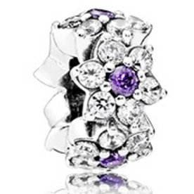 Pandora Forget-Me-Not Spacer