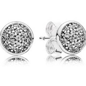 Pandora Dazzling Droplet Stud Earrings
