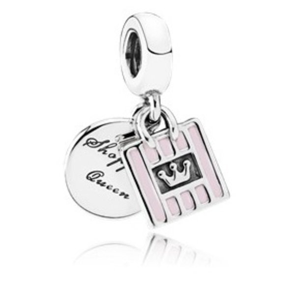 Pandora Shopping Queen Charm