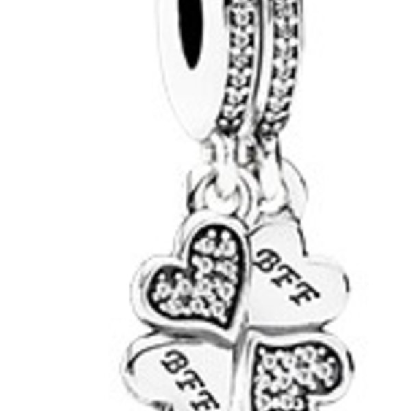 Pandora Best Friends Forever Double Charm
