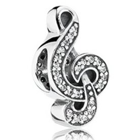 Pandora Sweet Music Charm