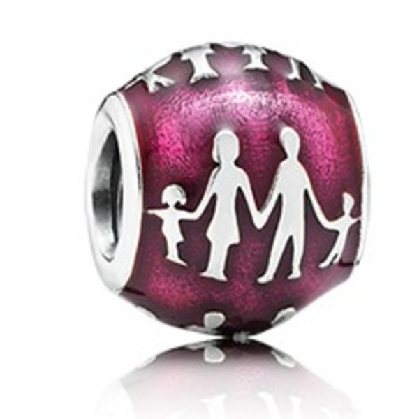 Pandora Family Bonds Charm
