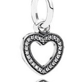 Pandora Symbol of Love Charm