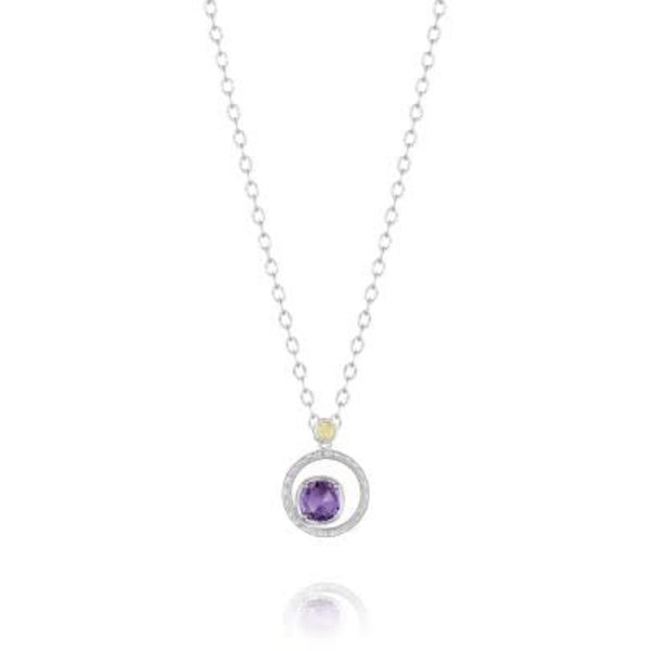 Tacori 7MM PRPL AME CIRCLE