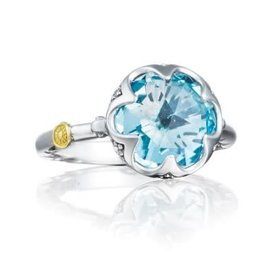 Tacori Sonoma Skies Sky Blue Topaz Ring