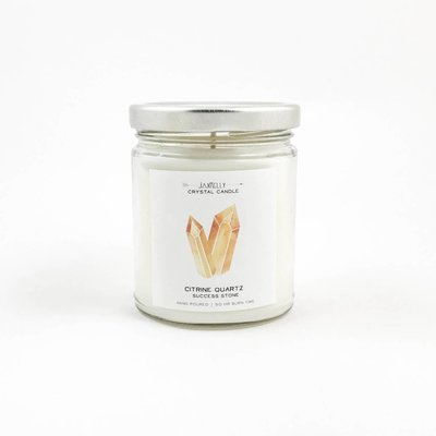 Big Sister Citrine Candle