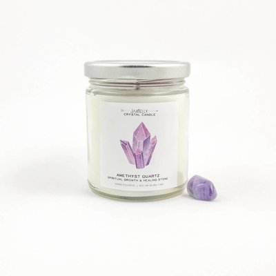 Big Sister Amethyst Candle