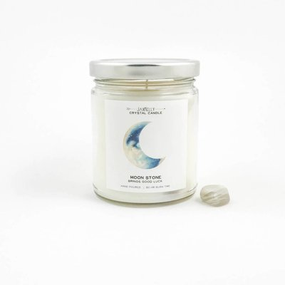 Big Sister Moonstone Candle