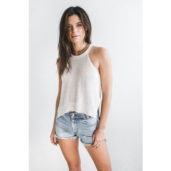 JOAH BROWN Sparrow Sweater Tank