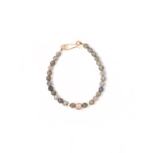 MOTTLA GRACE Harper Labradorite Bracelet
