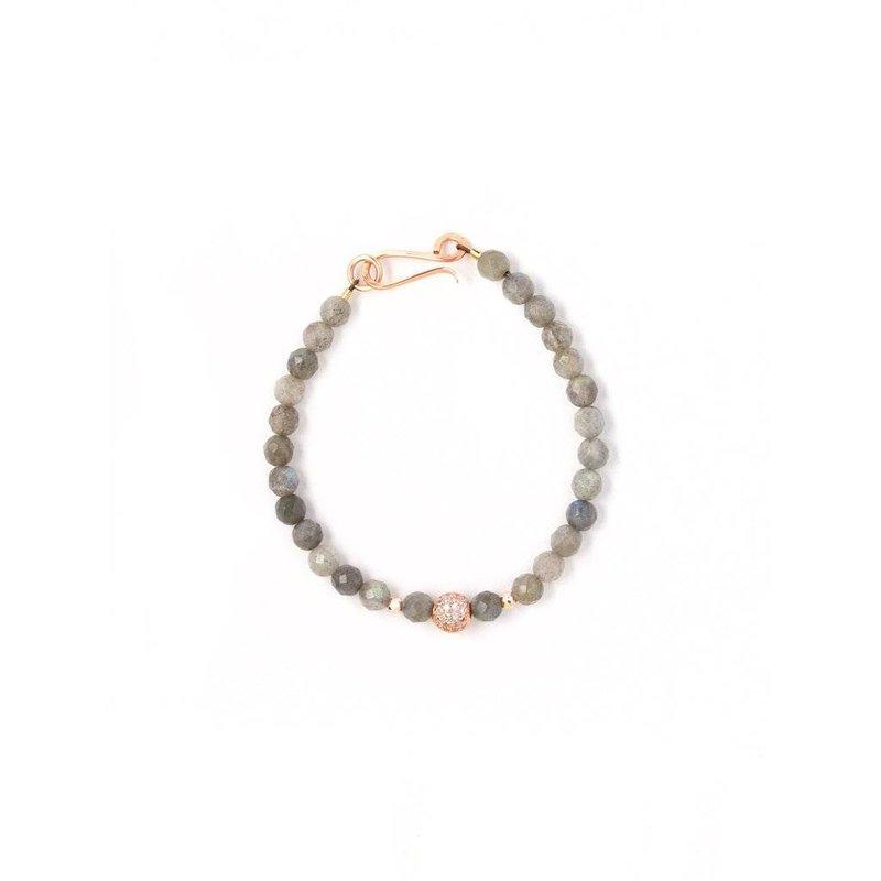 Harper Labradorite Bracelet