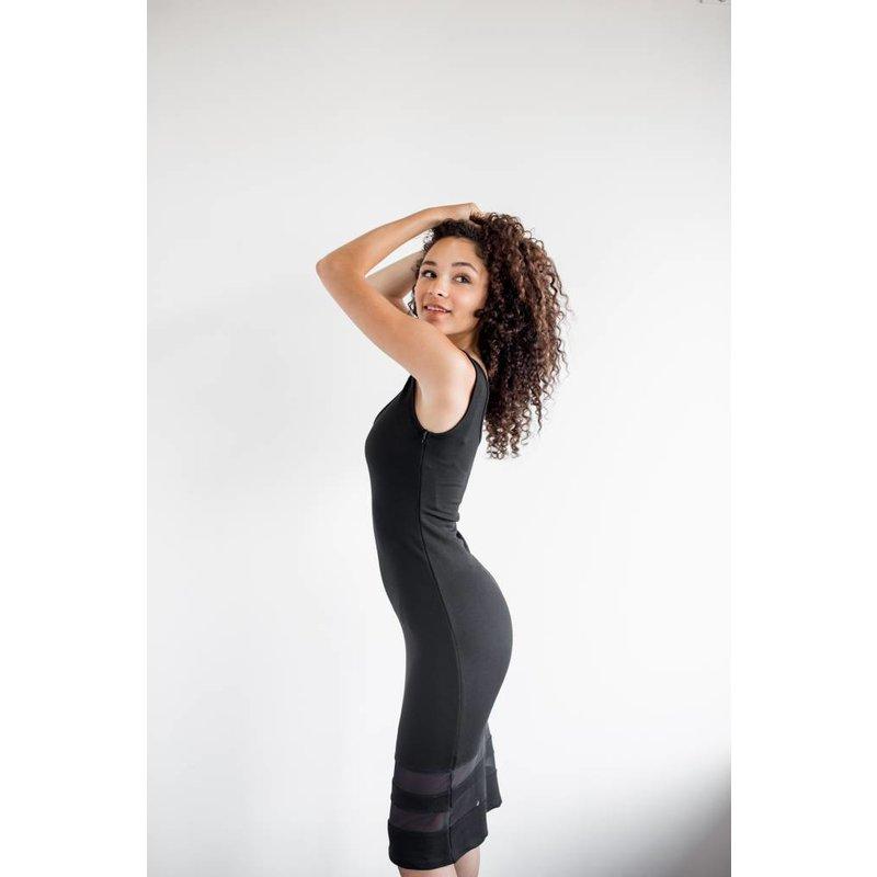 Little Black Sporty Dress