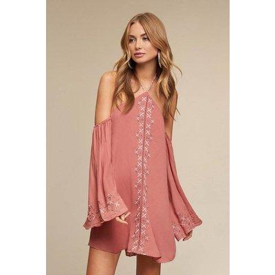 Desert Rose Mini Dress