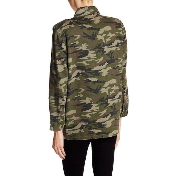 Camilo Military Jacket
