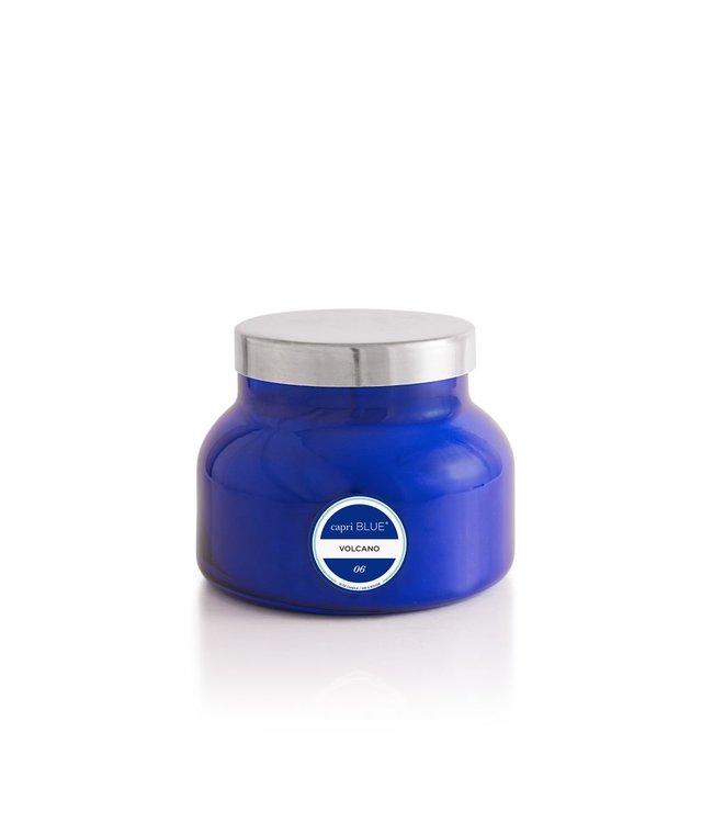CAPRI BLUE VOLCANO CANDLE SIGNATURE JAR
