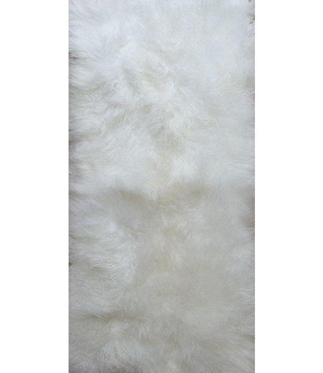 CHESTERFIELD LEATHER SHEEPSKIN - QUAD - L:71‰Û W: 41‰Û
