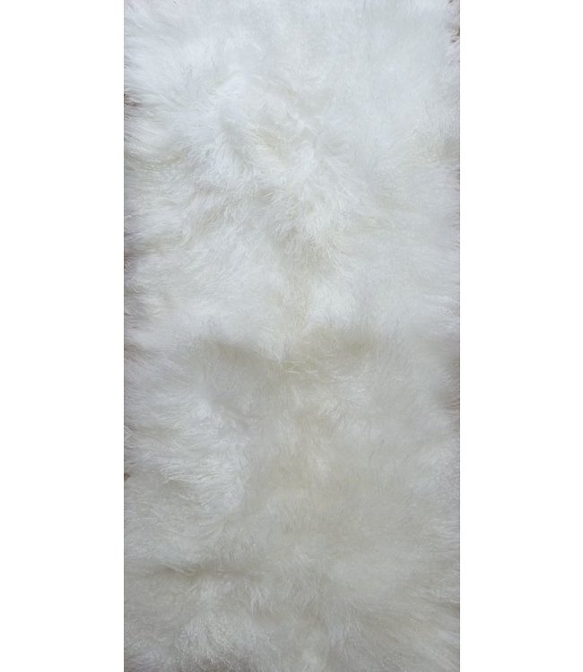 CHESTERFIELD LEATHER SHEEPSKIN - SINGLE - L: 40‰Û W: 24‰Û