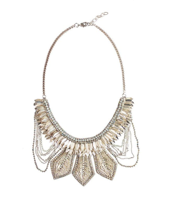 DEEPA GURNANI KHALEESI NECKLACE