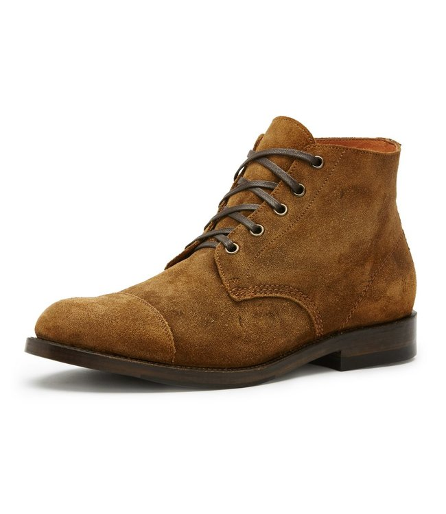 FRYE MENS WILL CHUKKA OILED SUEDE