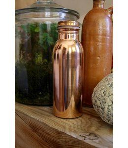 THREAD LOUNGE WIDE-MOUTH COPPER WATER BOTTLE