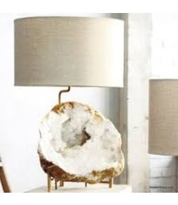 ROOST MINERAL STAND LAMP - GEODE SOLD SEPERATELY