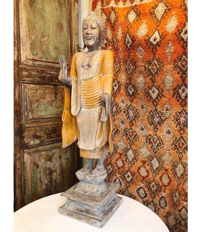 CLUBCU STANDING BUDDHA STATUE