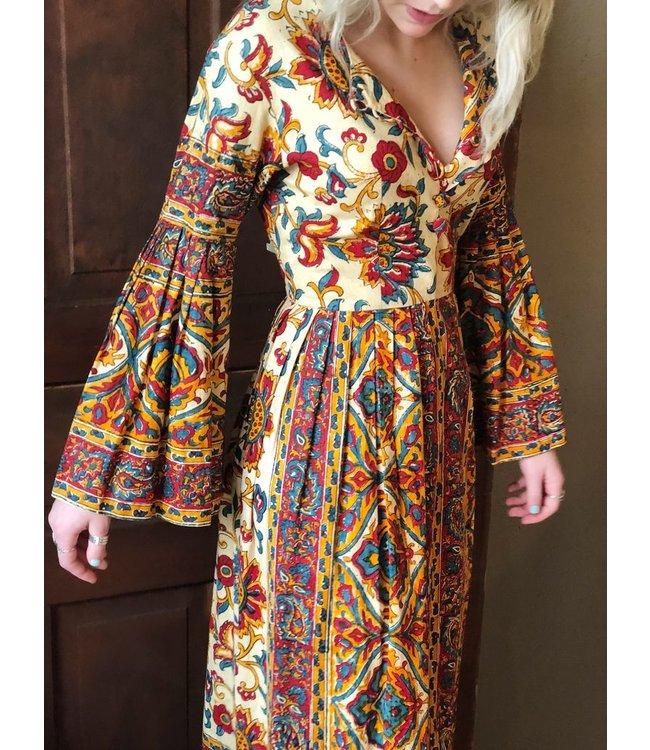 May Erlewine (c) INDIAN CARAVAN DRESS