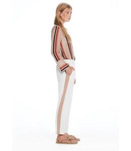 MAISON SCOTCH TAPERED LEG PANTS