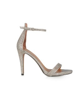 HOSS/INTROPIA Metallic Heeled Sandal