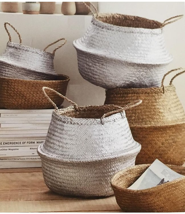 ROOST SEAGRASS CONVERTABLE BASKET