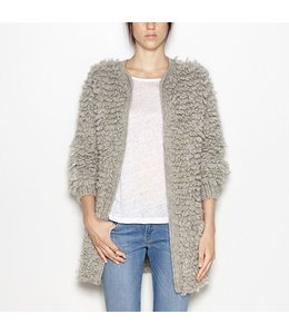 HOSS/INTROPIA WOOL & MOHAIR COAT