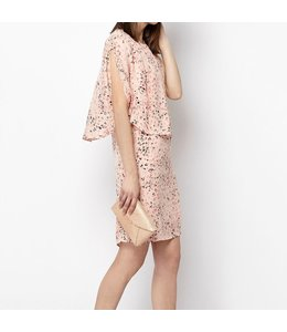 HOSS/INTROPIA SILK PATTERNED DRESS
