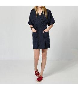 HOSS/INTROPIA MIRCO CORDUROY DRESS NIGHT
