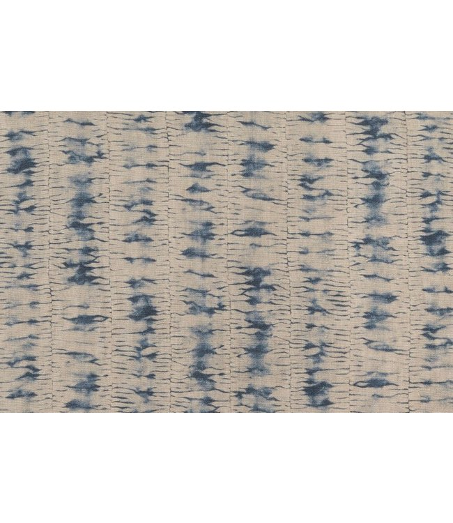CISCO BROTHERS THIDA PERIWINKLE FABRIC BY THE YARD