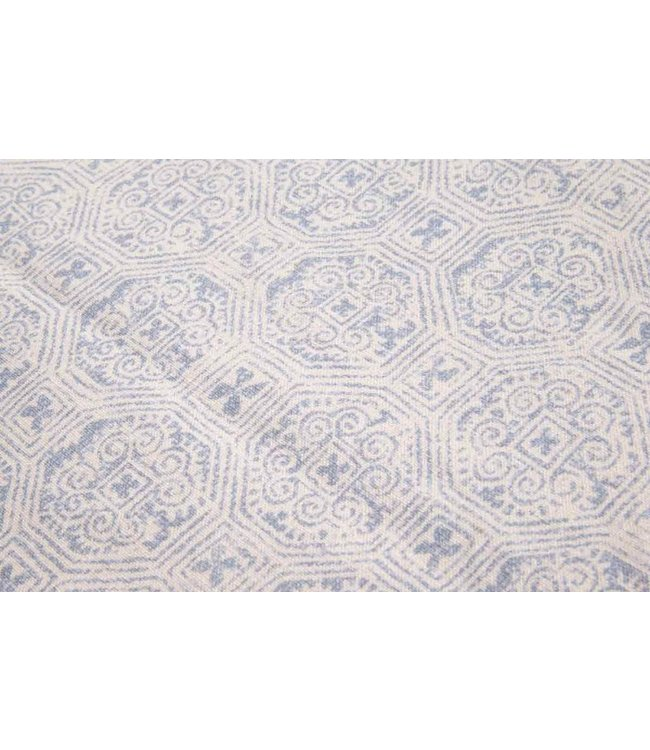CISCO BROTHERS LOLA SKY BLUE FABRIC BY THE YARD