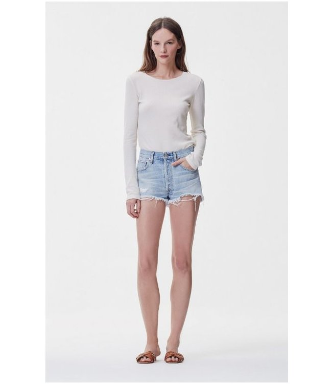 CITIZENS OF HUMANITY DANIELLE MID RISE SHORT