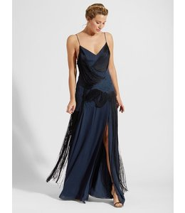 HAUTE HIPPIE ROMANTIC FATALISM GOWN