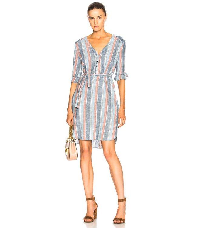 AG APPAREL ANNA HENLEY DRESS