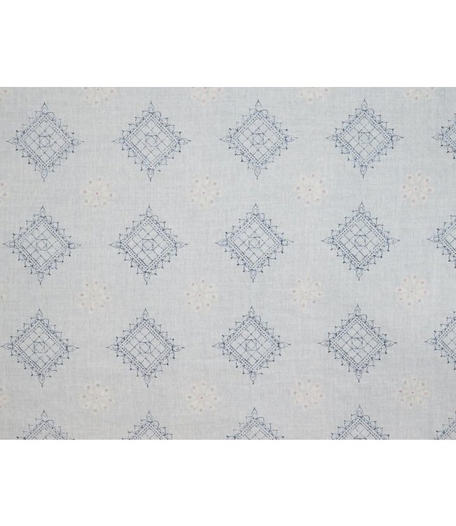CISCO BROTHERS CHARLIZE MIST FABRIC BY THE YARD