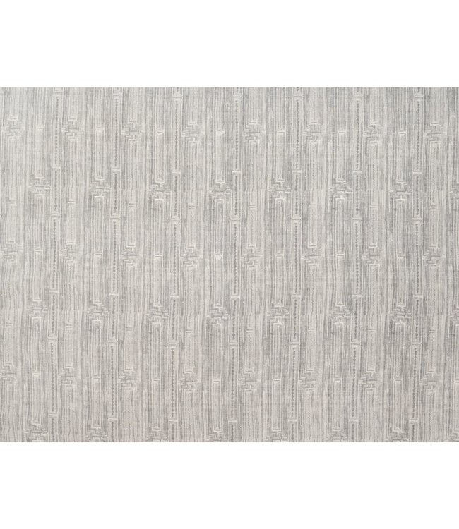 CISCO BROTHERS INLAY GREY FABRIC BY THE YARD