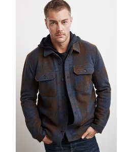 VELVET MENS ARROW JACKET