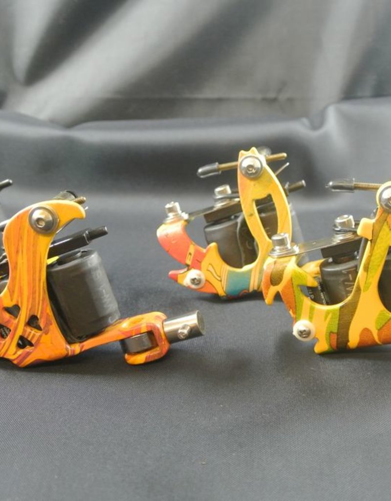 Multi Color Tattoo Machine