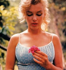 Marilyn Monroe Blue dress