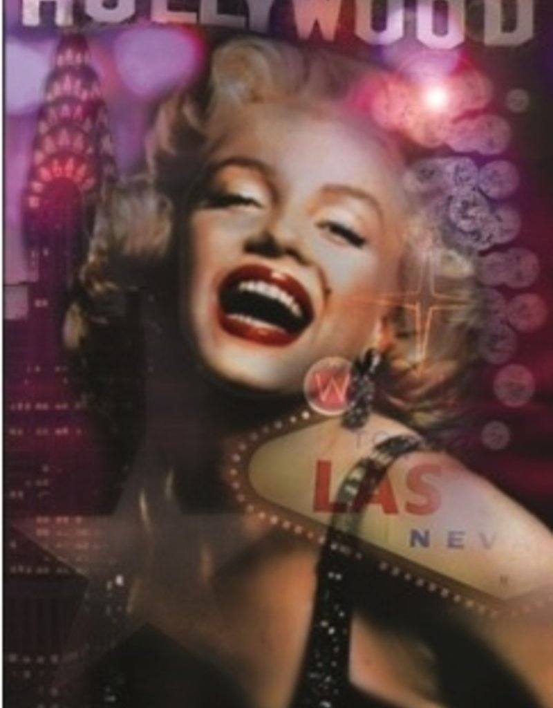 Marilyn Monroe-Hollywood