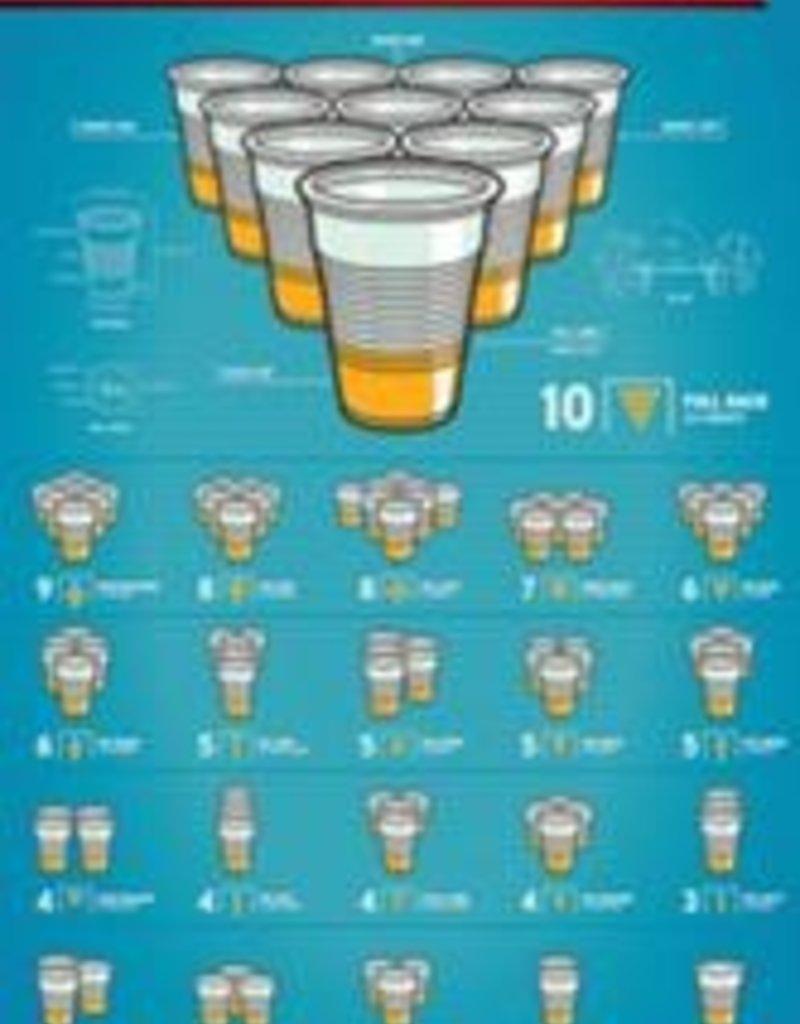Beer Pong Racks