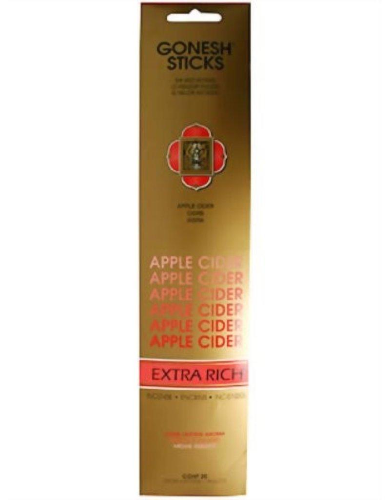 Gonesh Sticks Apple Cider